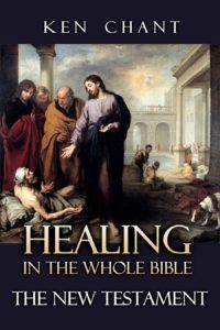 Healing in the Whole Bible-New Testament